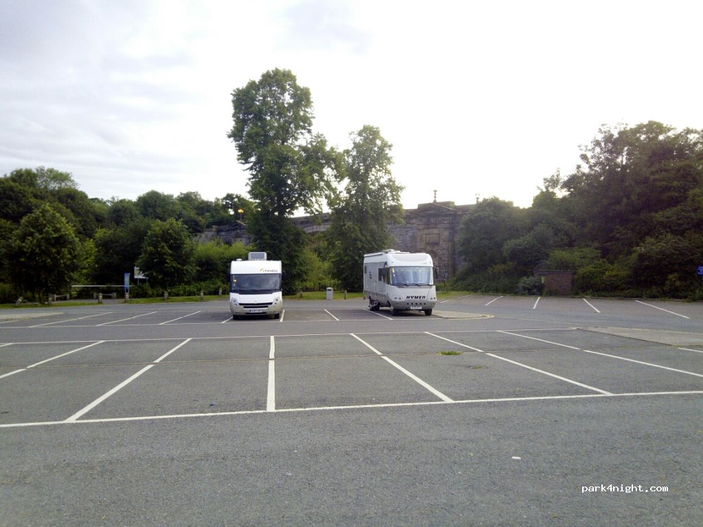 Chester Little Roodee Car Park Cheshire West And Chester United Kingdom