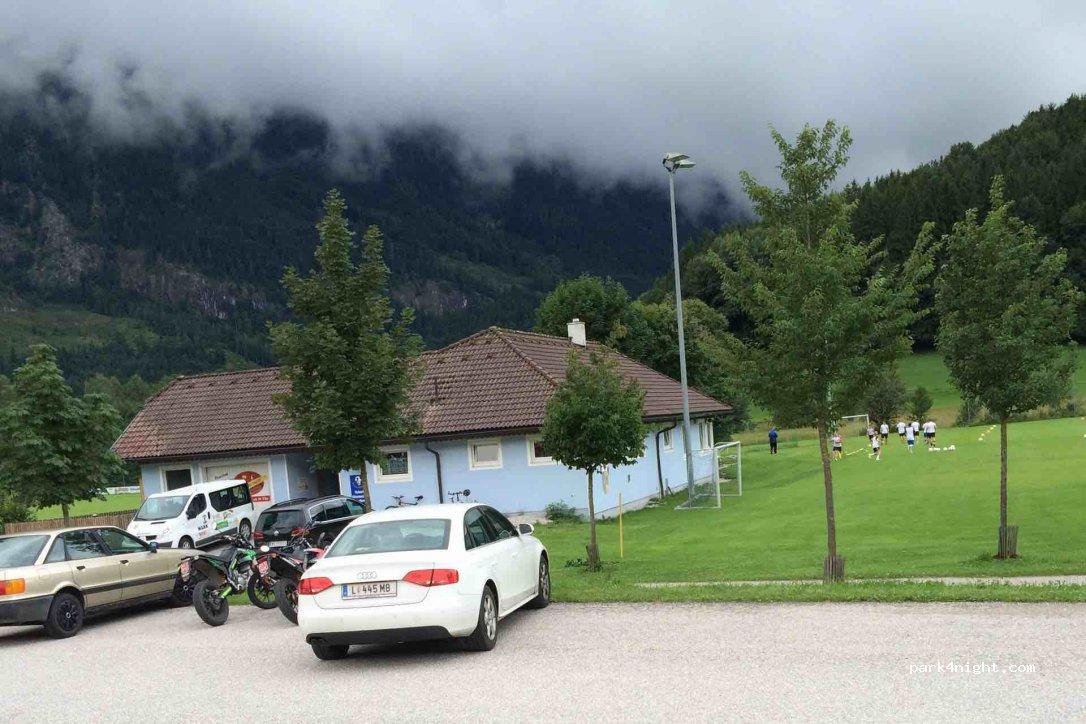 Spital Am Pyhrn 45 Pyhrnpass Straße Kirchdorf An Der Krems Austria