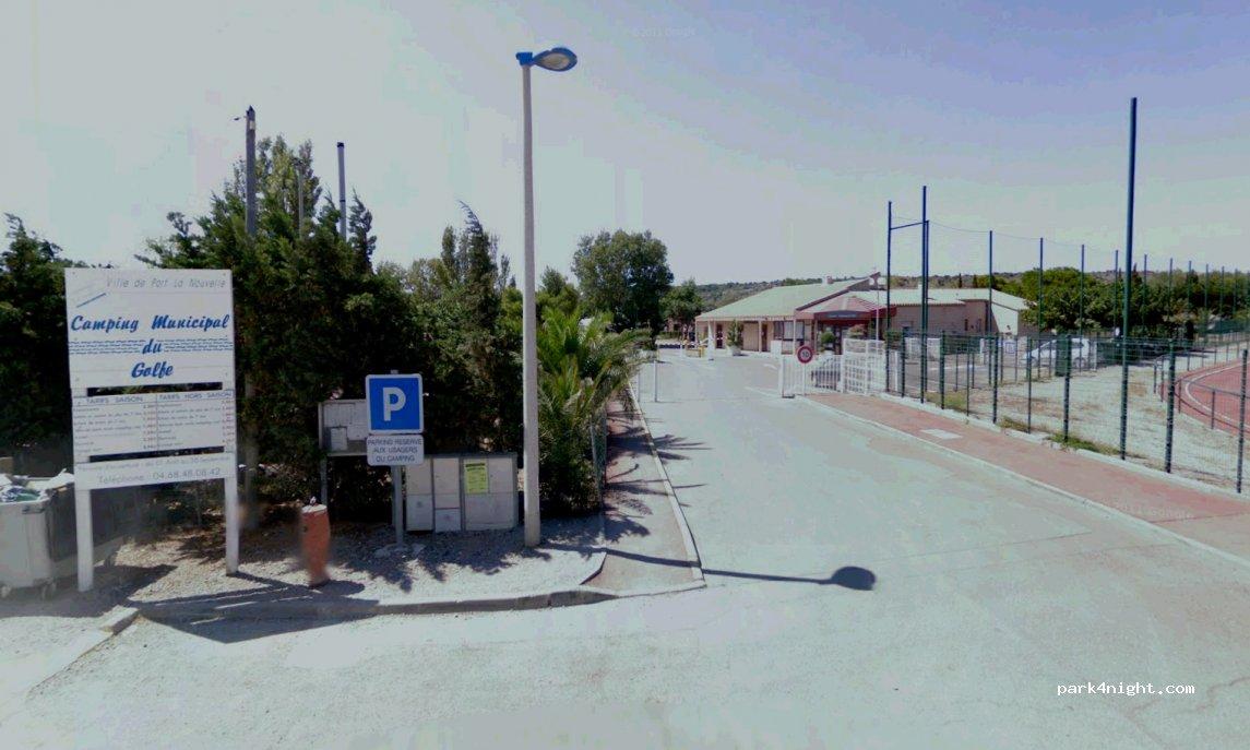 Port la nouvelle boulevard francis vals aude france - Camping municipal port la nouvelle ...