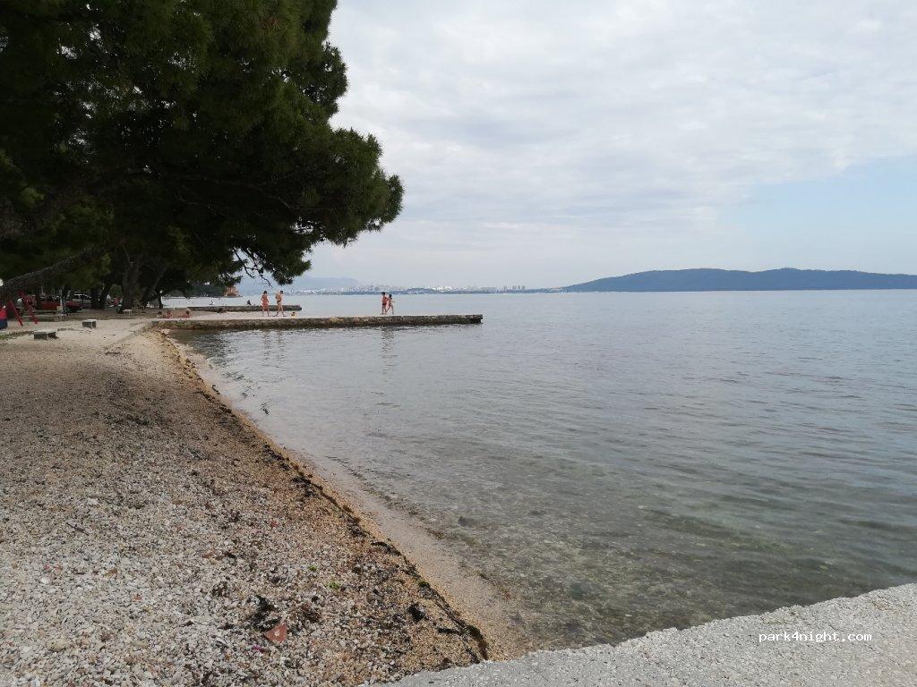 Kaštel Lukšić, Šetalište Braće Butir, Općina Kaštela, Croatia