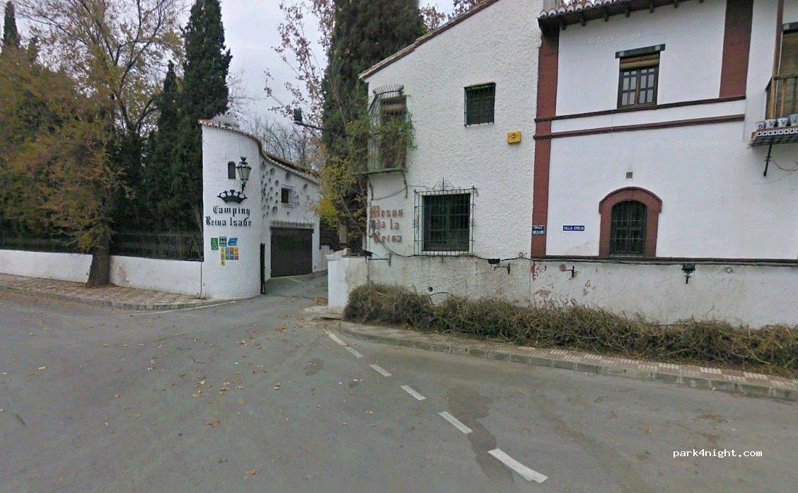 La zubia 15 calle de laurel de la reina granada spain for Calle jardin de la reina granada