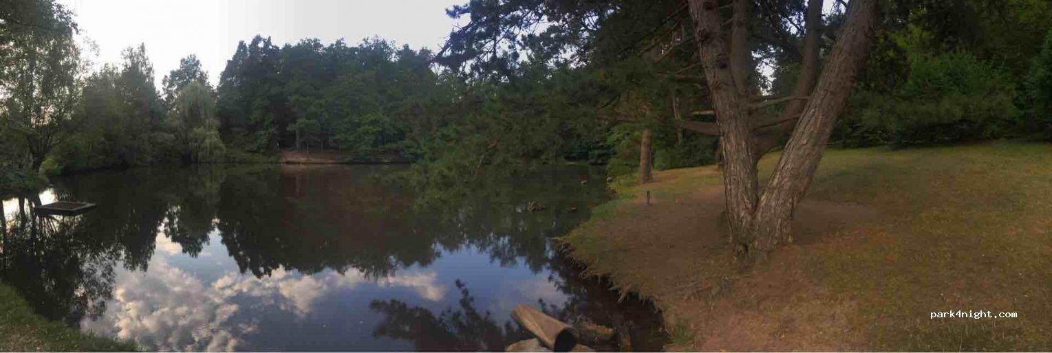 Magstadter lake