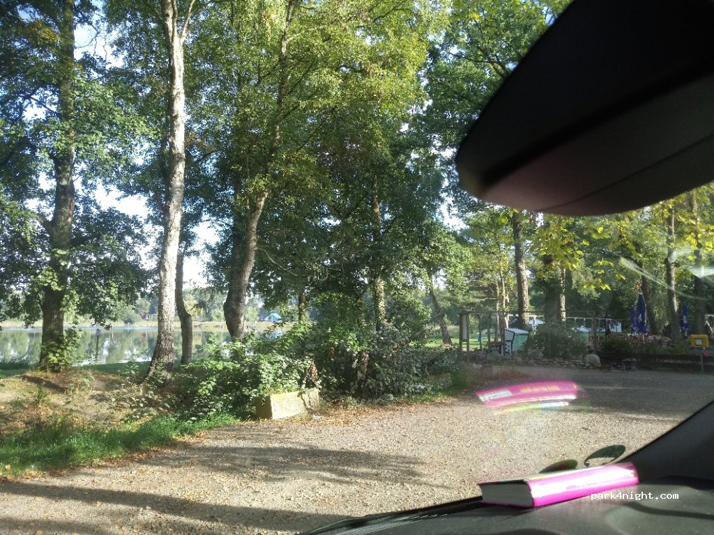 Parking Jour Et Nuit Ottersberg 1 Am See Germany