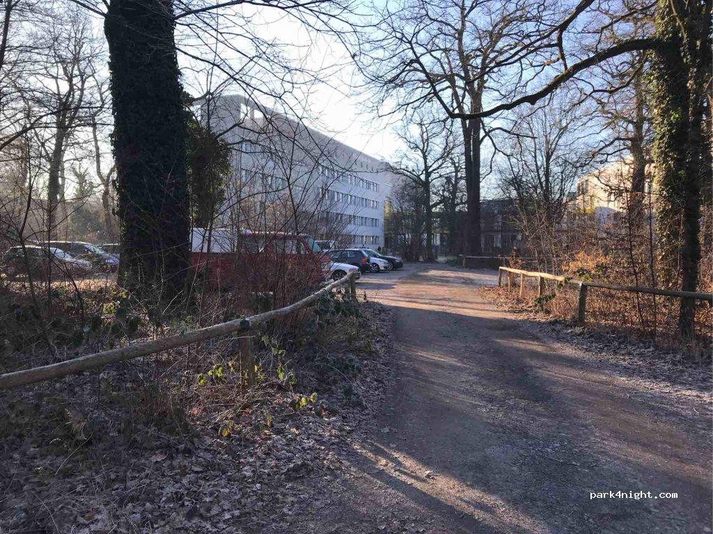 Waldparkplatz Karlsruhe