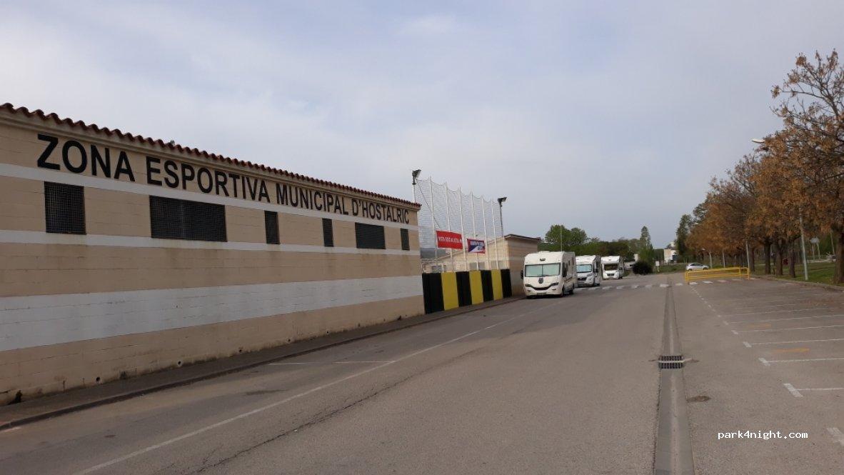 Hostalric Carrer Via Romana Girona Spain