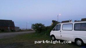 Parking Camping Car Le Hourdel