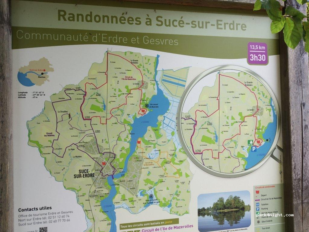 Umgeben von Natur, Sucé sur Erdre, 12 Route du Lavoir, Loire ...