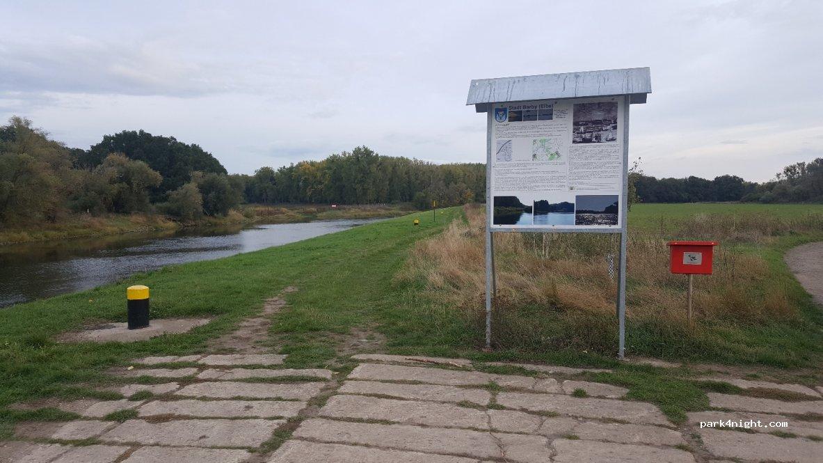 Elbe Mündung