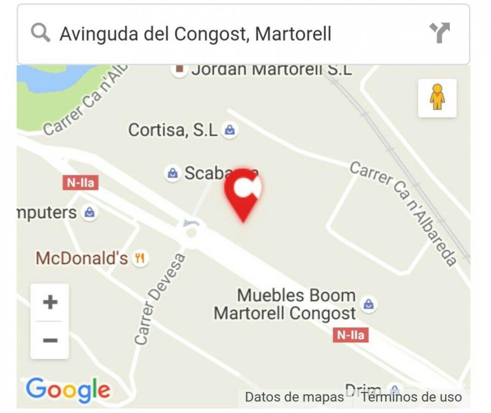 bajo costo sección especial realmente cómodo Martorell, 10 Avinguda del Congost, Barcelona, Spain